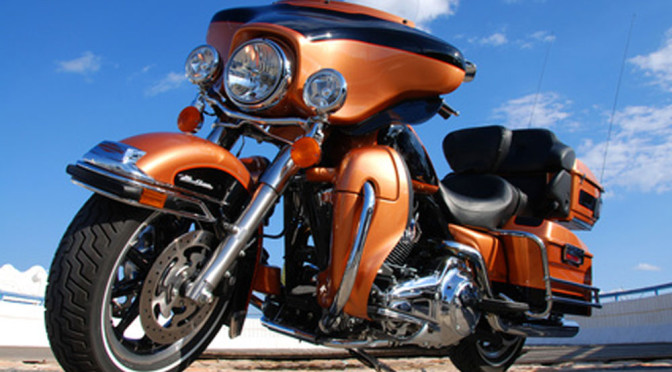 motorcycles and motorcycle accessories