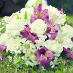 Express your fillings with flower bouquet