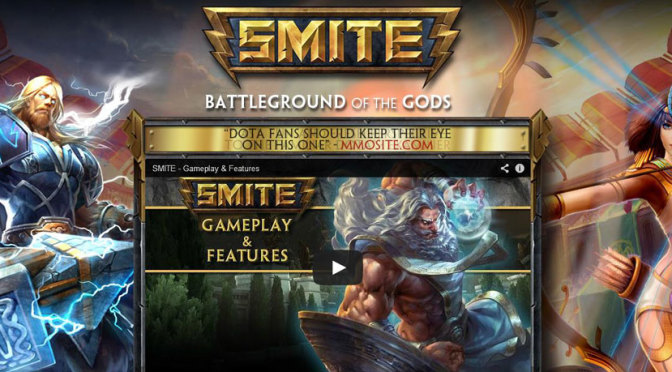 Smite Game Review: fighting game with favorite Greek gods.