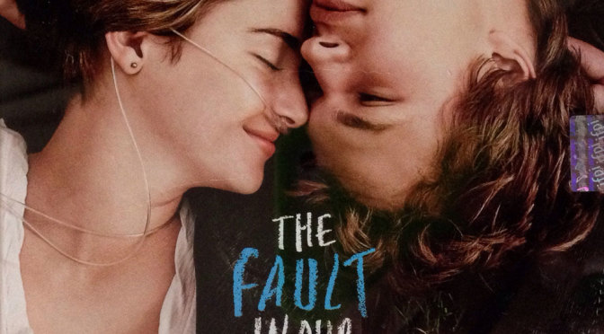 the fault in our starts critique I held out a spectacularly long time i would like that known tears did not leave my eyes until the film's third and final act this is not to shame those for.
