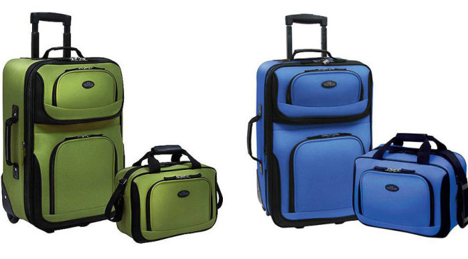 US Traveler Rio Luggage Review