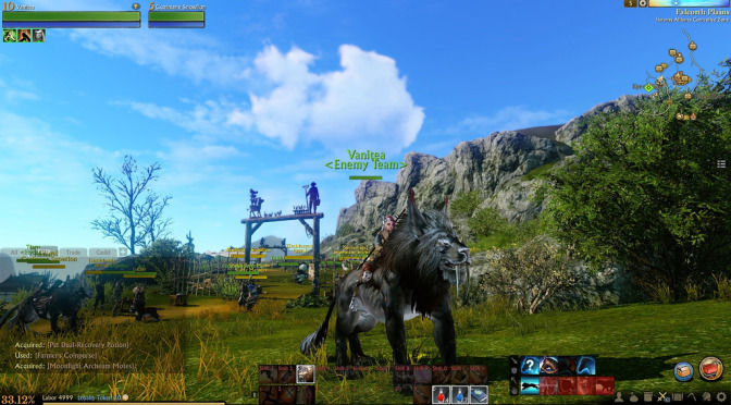 ArcheAge Review. New Kind Of MMO Game.
