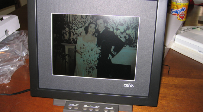 Ceiva Digital Picture Frame Review