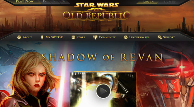 The Shadow Of Revan Review