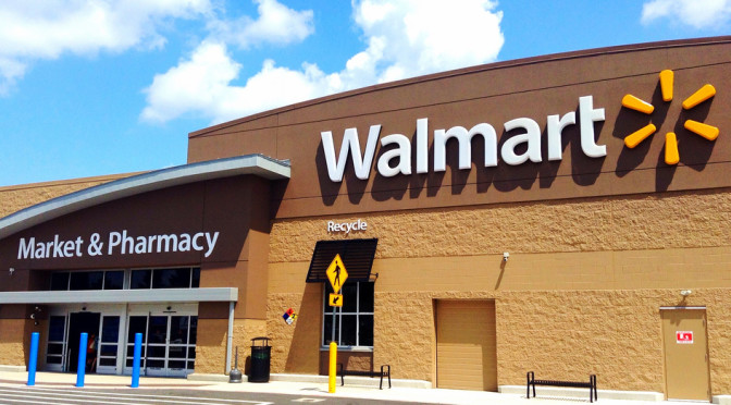 Walmart: from Small Town Shop to Worldwide Phenomenon